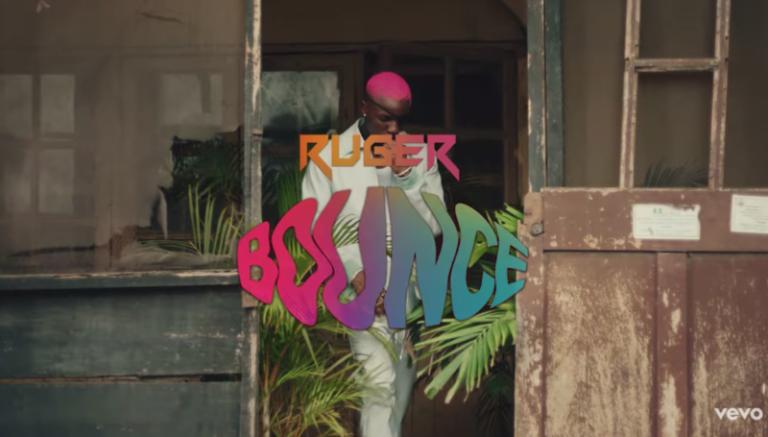 "Ruger – ""Bounce Lyrics"" 16"