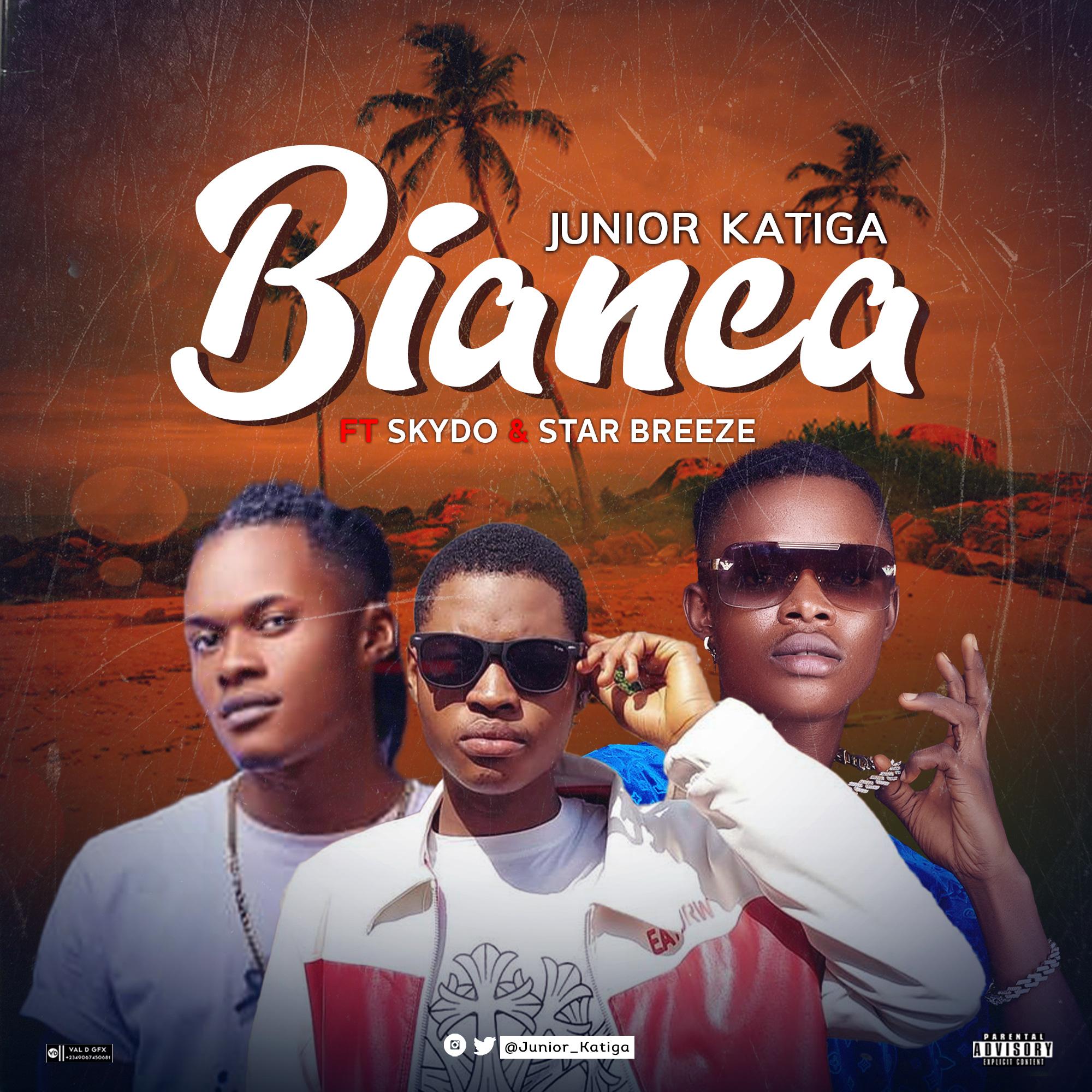 "Junior Katiga - ""Bianca"" Feat. Skydo & Star Breeze 1"