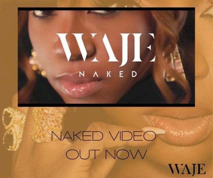 "[Video] Waje – ""Naked"" 16"