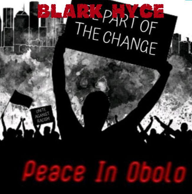 Blark Hyce - Peace (Freestyle) 1