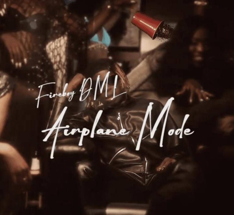 "[Lyrics] Fireboy – ""Airplane Mode Lyrics"" 14"