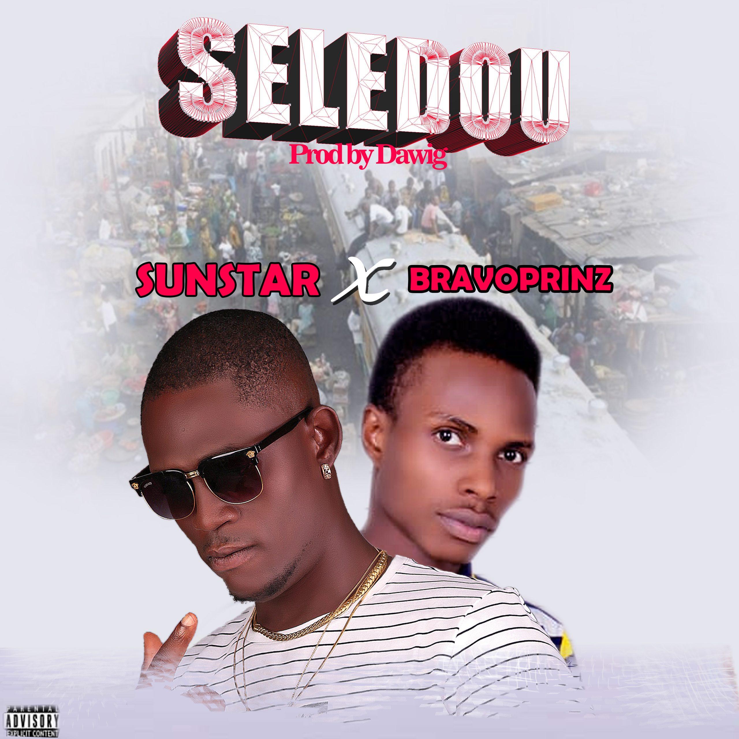 "Sunstar -""Seledou"" Feat. Bravoprinz (Prod. Dawig) 1"