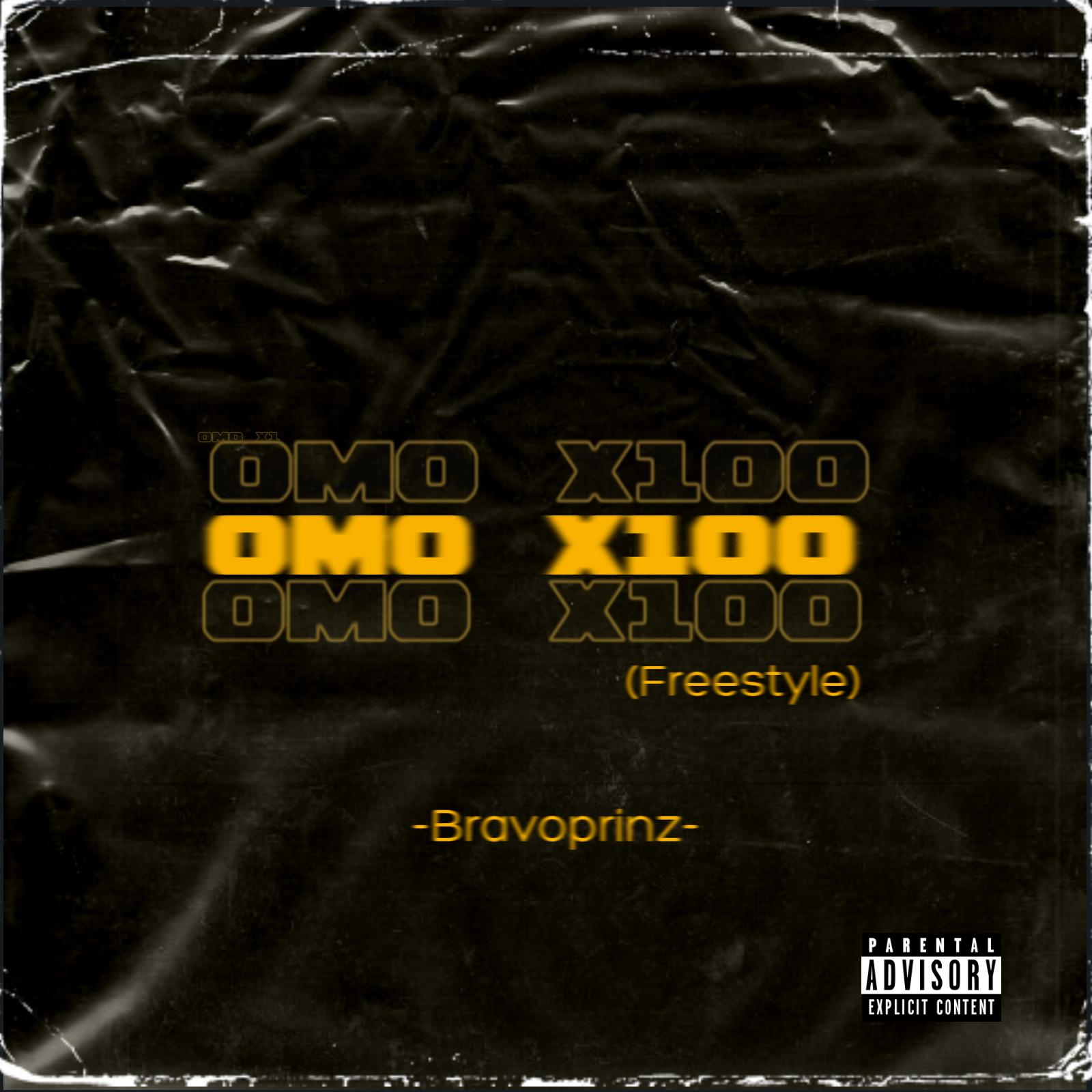 Bravoprinz - OMO X 100 Freestyle Feat. Olamide & Reminisce 1