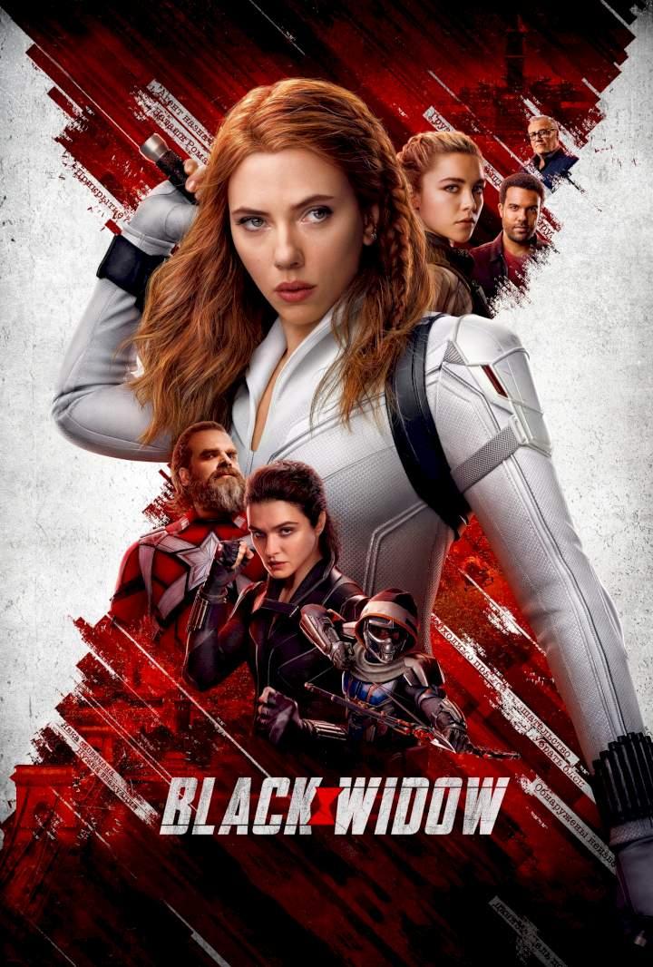 (Latest Movie) Black Widow 2021 14