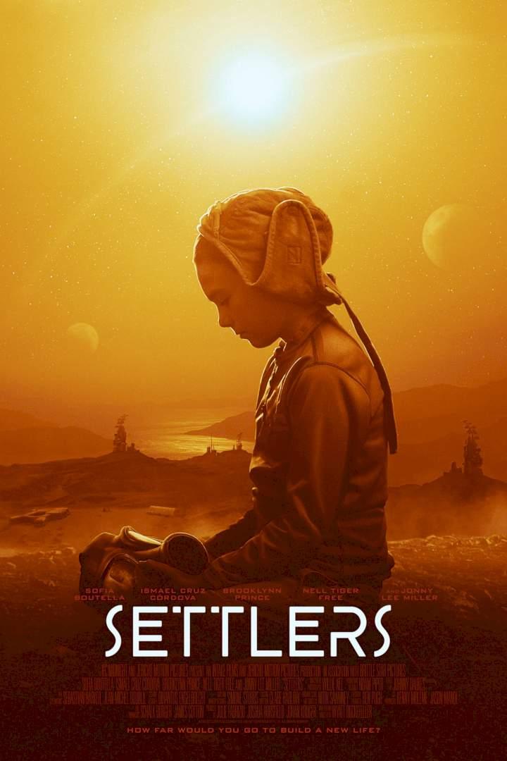 (Movie) Settler - 2021 Latest Movie 16