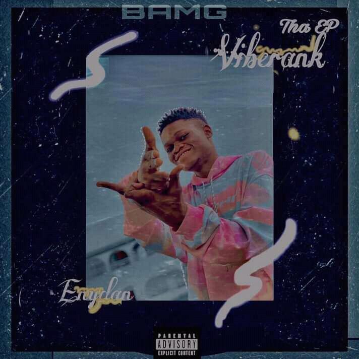 """Enydan - """"Viberank Tha EP"""" 5"""