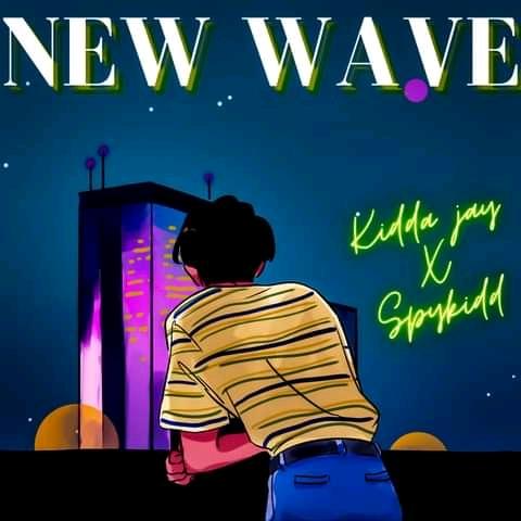 """Kidda Jay - """"New Wave"""" Feat. Spykid 20"""