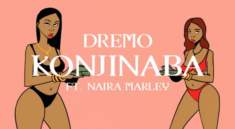"[Visualizer + Lyrics] Dremo x Naira Marley – ""Konjinaba"" 1"