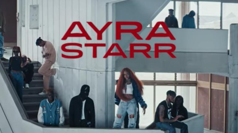 "[Video] Ayra Starr – ""Bloody Samaritan"" (Dir. by Ayra Starr) 16"