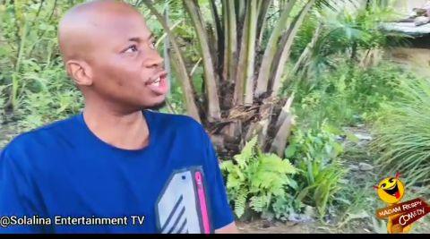 "Comedy Skit: Madamm Respy -""My Husband"" Featuring Jah Wondah 3"