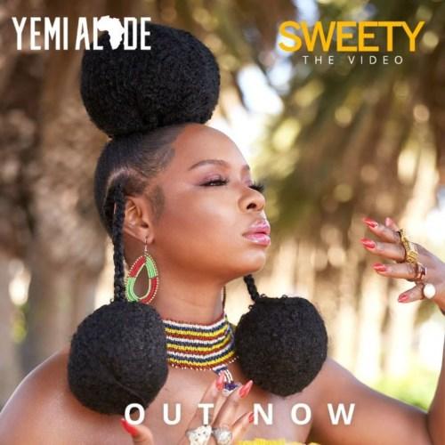 "[Video] Yemi Alade – ""Sweety"" 1"