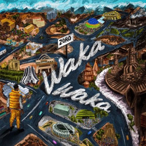 """(Lyric video) Zoro – """"Waka Waka LYRICS"""" 14"""