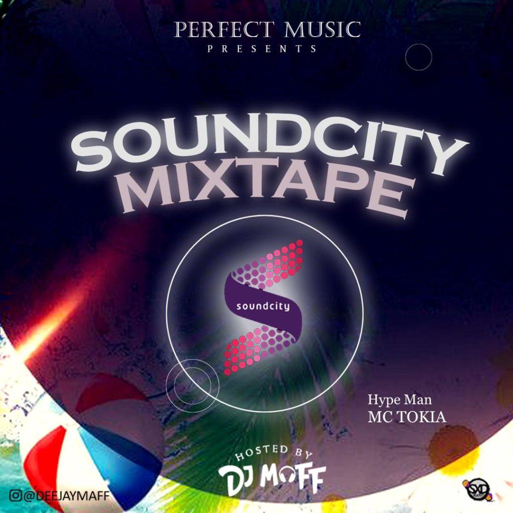 """[DJ Mix] DJ Maff – """"Soundcity Mixtape"""" 18"""
