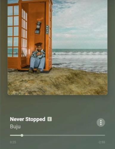 "Buju Drops New Song – ""Never Stopped"" + LYRICS 17"